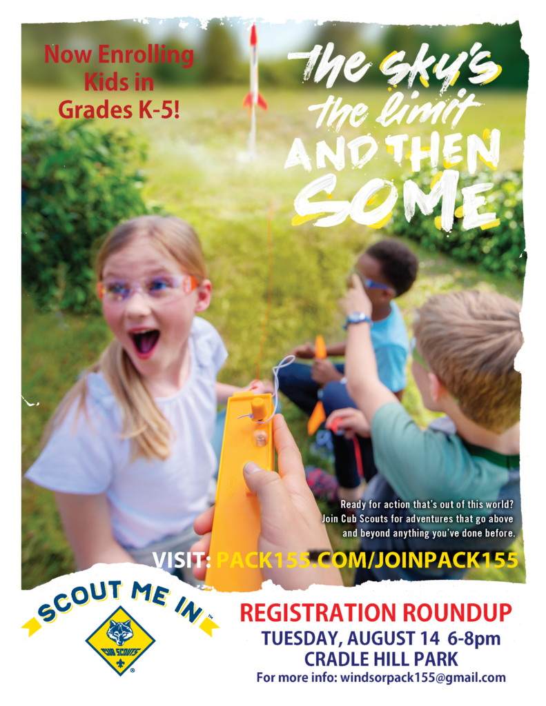 Fall Registration Roundup @ Cradle Hill Park   Wisconsin   United States